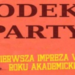 Kodeks Party – 24 X 2013r. – Dream Club – Zapraszamy!