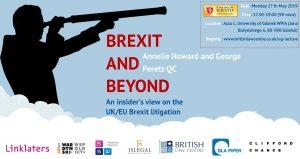 Brexit po drugiej stronie: z perspektywy wtajemniczonego w spór sądowy o Brexit
